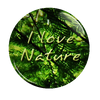 Button - I love Nature by Tifa22