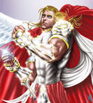 Deviant ID Micael Archangel