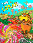 The Lorax ebook cover Version 3