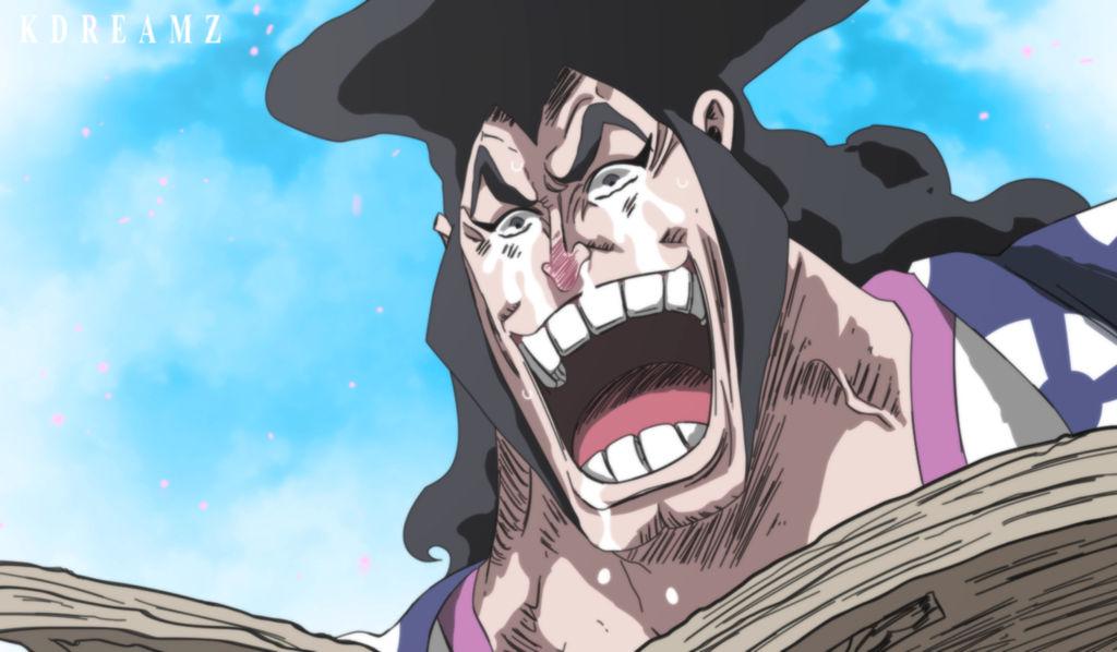 One Piece 969 - Oden by KDreamZ on DeviantArt