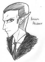 Lord of Evil ~ Hunson Abadeer by HenryP39