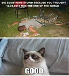 12/21/2012 Grumpy Cat Meme