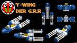 Y-Wing der GRR by MiguelofKing