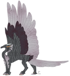 Feathered Icewing Adopt #2 [CLOSED] by MiguelofKing