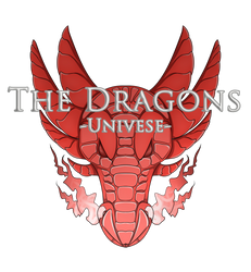 Logo for The Dragons Universe