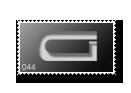 044 stamp by Reusol