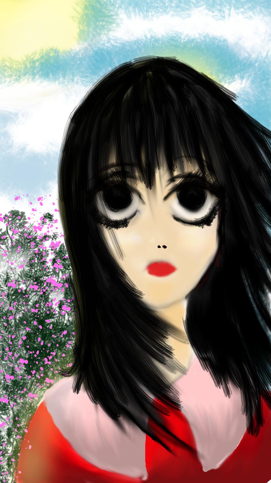 goth sunshine by gr8lady