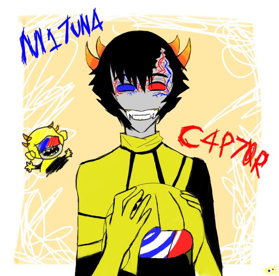 Mituna And Sollux Human Mituna captor byMituna And Sollux