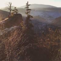 Sonnenaufgang an der Rabenklippe by Noirerora