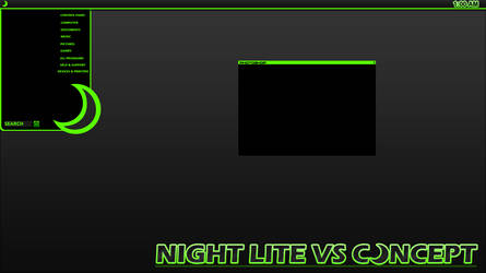 Nightlite VS Concept 1.0 by paintingscars
