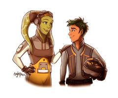 Hera and Jacen