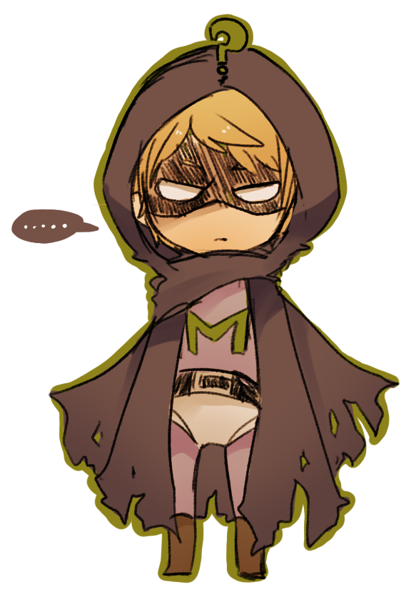 mysterion by hibridtastic