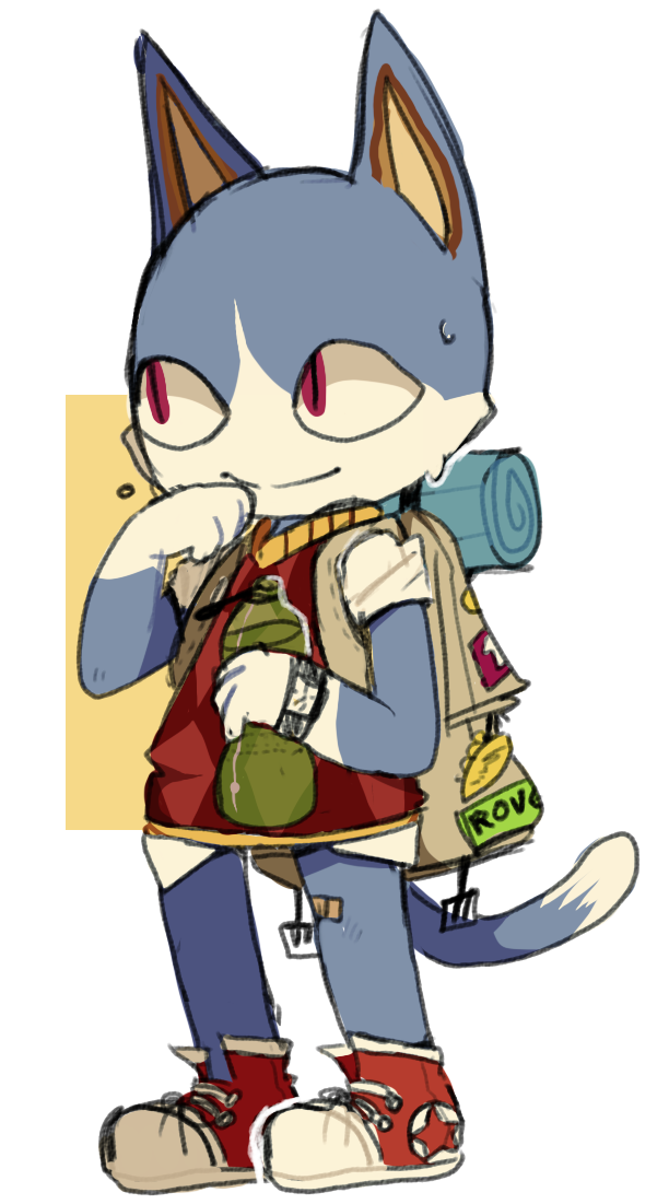 Animal Crossing Pocket Camp Cats