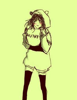 Winnie the pooh girl