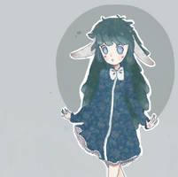 kuro bunny by BadBurger