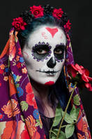 Day of the Dead by NevermindSleep