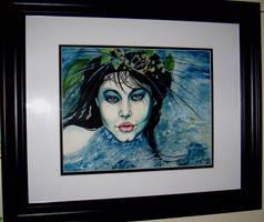 Sea Goddess by artwoman3571
