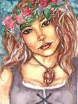 spring Elf by artwoman3571