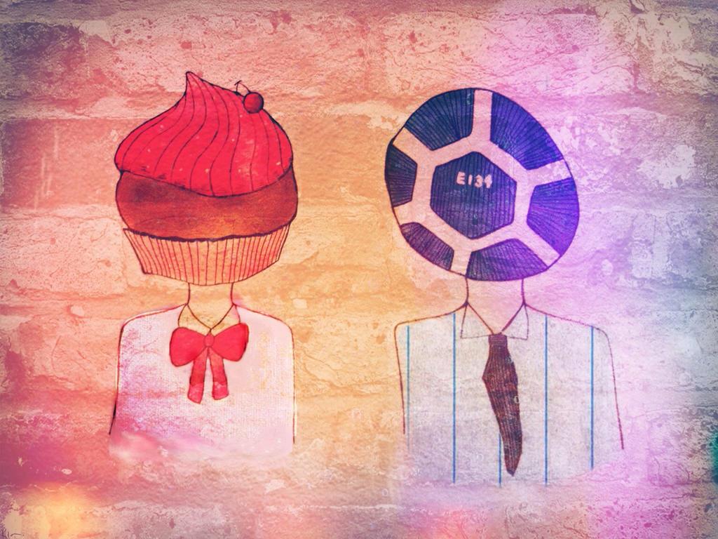Gender Heads by kaylaluisikchi
