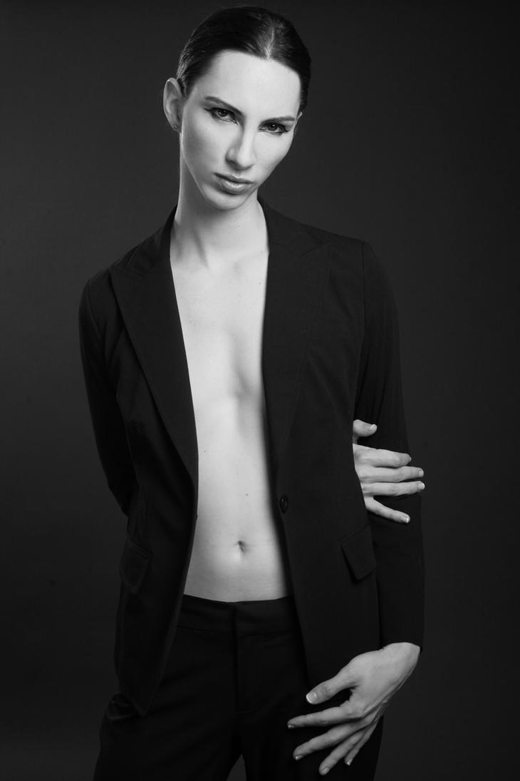 Androgyny Fashion Photography