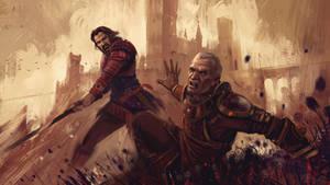 fight by polosatkin