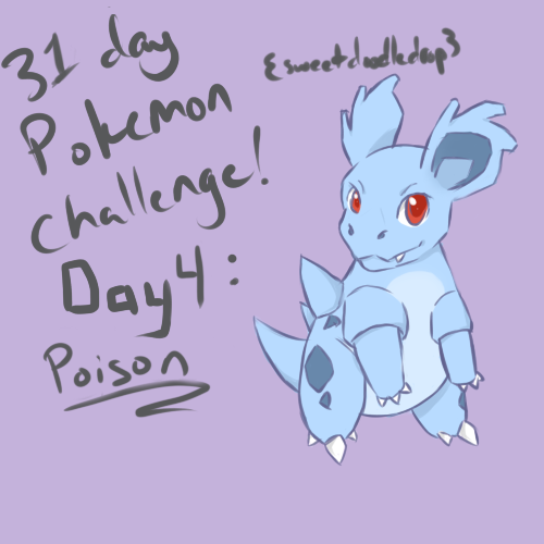 Pokemon 31 Day Challenge Nidorina 438949067