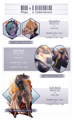 Megu's Commission Info by Meguru-sama