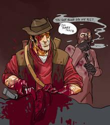 Christian Brutal Sniper by Silsol