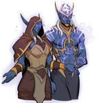 WoW Arluelle and Silgryn