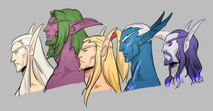 WoW Elves
