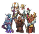 wow my allied races