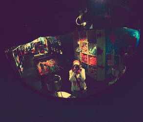 From the Fisheye by EnigmaticEntity