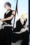 Shuuhei and Izuru -Colour-