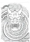 Whirlwind hannya -sketch2-