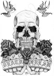 Death fresh 1 -shadow- by dfmurcia