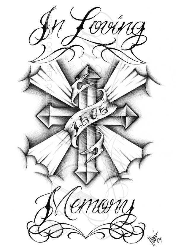 Loving Memory Tattoo