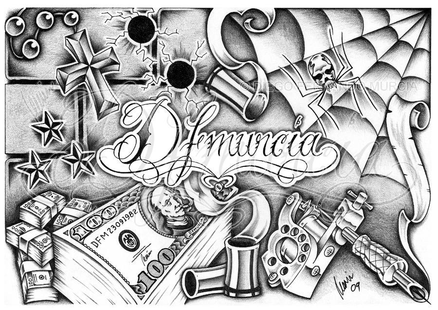 Custom Tattoos Wallpaper