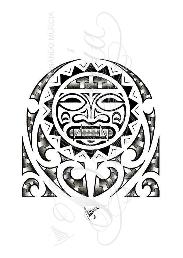 Art Vs Design : Polynesian vs precolumbian by dfmurcia on deviantart