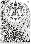 Polynesian half-sleeve 02