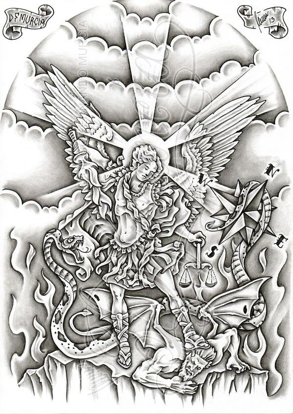 Custom St. Michael 03-B by dfmurcia on DeviantArt