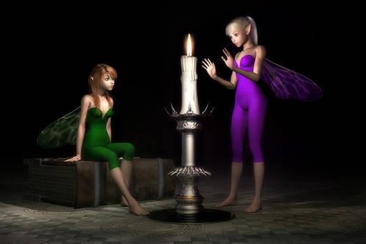 Like Moths to a Flame