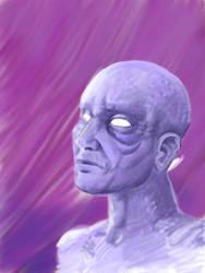 w i p purple guy