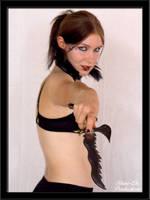 Fear The Unicorn Blade by Xeno834