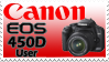 Canon 450D Stamp by Xeno834
