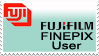 Fuji Finepix Stamp by Xeno834