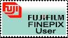 Fuji Finepix Stamp by Xeno834