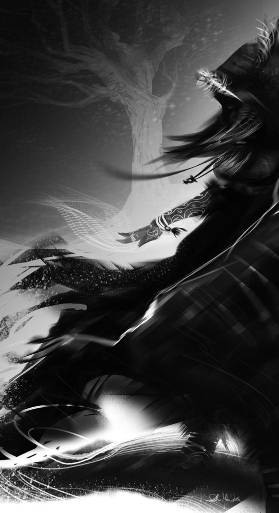 Witch by Kimagu