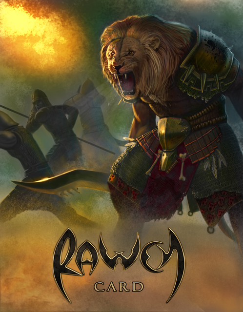 Lion Roarr by Kimagu