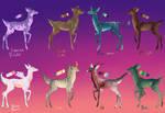 Deer Batch Adopts - Set Price (OPEN)