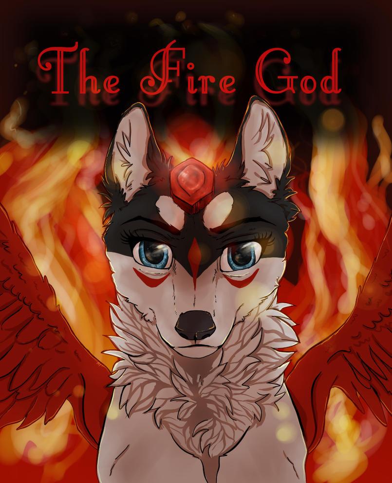 The Fire God by Fowento
